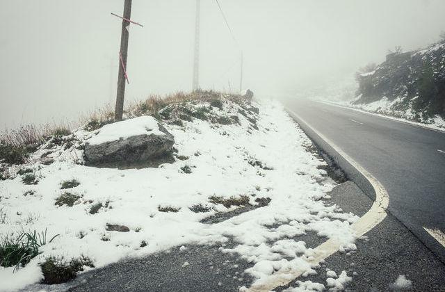 Vento e neve colocam Viseu sob aviso amarelo - Jornal do Centro