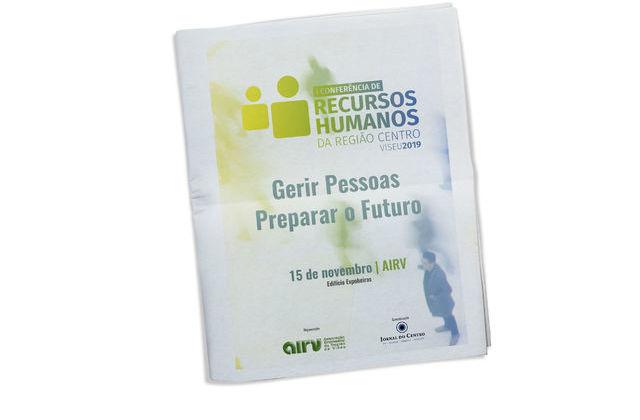 Conferência de Recursos Humanos da Região Centro esta sexta-feira em Viseu - Jornal do Centro